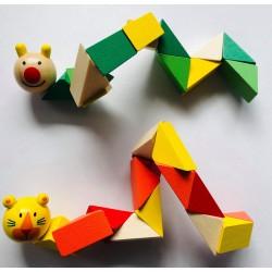 Drewniane zwierzęta