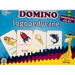 Domino logopedyczne J-R, R-L