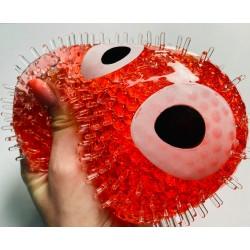 Piłka sensoryczna z hydrożelem
